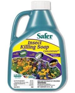 Safer Insect Killing Soap II Concentrate - 1 Gallon