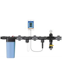 Dilution Solutions Nutrient Delivery System - Nutrient Monitor Kit 1-1/2 in 40 GPM (HYKMON150)