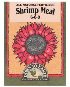 Down To Earth - Shrimp Meal (6-6-0)