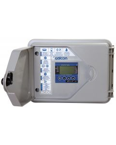 Galcon Twelve Station Outdoor Wall Mount Irrigation, Misting and Propagation Controller - 80512S (AC-12S)