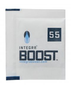 Integra Boost 4g Humidiccant by Desiccare 55% Humidity Packs