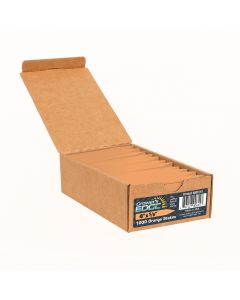 Grower's Edge Plant Stake Labels - Orange - 1000