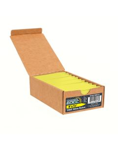 Grower's Edge Plant Stake Labels - Yellow - 1000