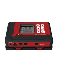 TrolMaster Carbon-X CO2 Alarm System (CDA-1) Controller with cable set, Free SmartPhone App