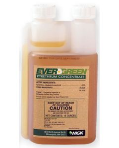 EverGreen Pyrethrum Concentrate - 16 oz (Pint)