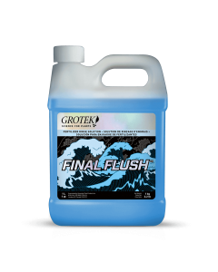 Grotek - Final Flush Fertilizer Rinse Solution - Regular