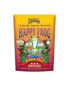 FoxFarm Happy Frog Japanese Maple Fertilizer 4-3-4