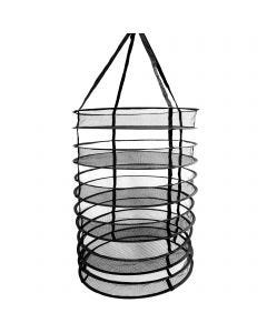 Common Culture 24in Collapsible Hanging Herb Drying Rack System
