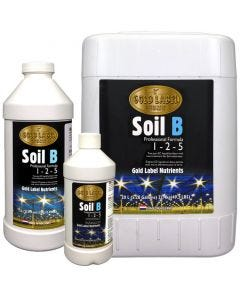 Gold Label Nutrient - Soil B  (3-0-1)