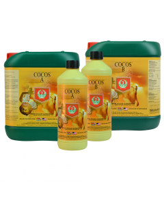 Cocos Nutrient A & B (together) by House & Garden
