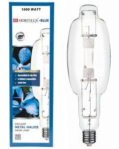 Eye Hortilux Blue Daylight Super MH Lamp -- 1000W