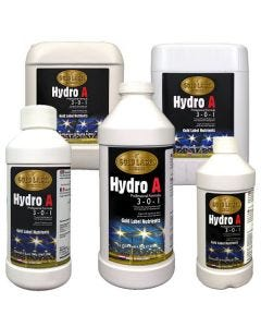 Gold Label Nutrient - Hydro A (3-0-1)