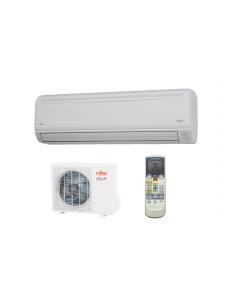 Fujitsu - 18k BTU Cooling + Heating - RLB Wall Mounted Air Conditioning System - 19.0 SEER