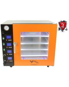 Best Value Vacs 3.2 CF Vacuum Degassing Oven