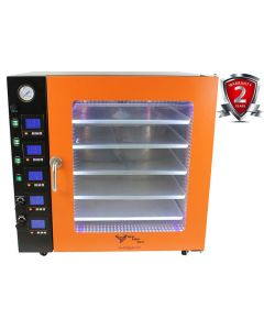 Best Value Vacs 7.5 CF Vacuum Degassing Oven