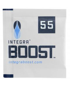 Integra Boost 8g Humidiccant by Desiccare 55% Humidity Packs