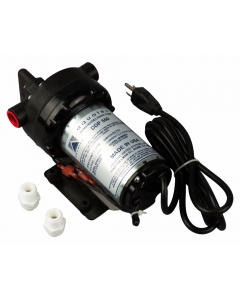 "Hydro-Logic Demand Delivery Pump - 6.0 GPM - w/ 1/2"" QC fittings - 120V"