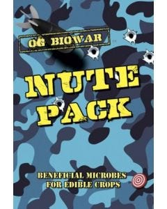 OG Biowar - Nute Pack - Beneficial Microbes for Edible Crops