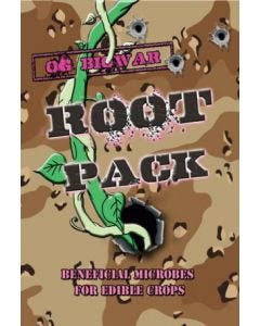 OG Biowar - Root Pack - Beneficial Microbes for Edible Crops