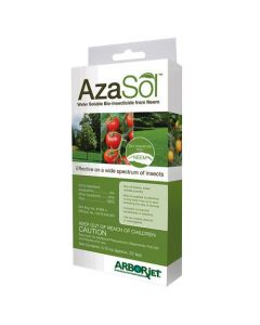 AzaSol Container Neem Based Water Soluble Powder - Single Pack .75 oz