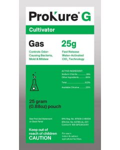Prokure G - Fast Release Gas *Limited Availability*
