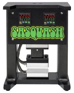 Sasquash Half Squash Rosin Press