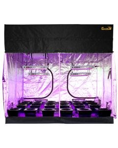 SuperCloset LED SuperRoom 9x9 Grow Room Package