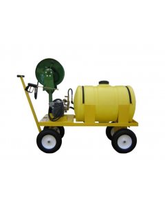 Siebring Mist'R Drench Sprayer 60 gal Big Wheel Electric