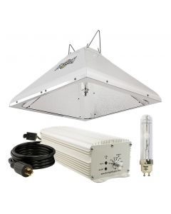 Sun System LEC RA + Etelligent Controllable 315w 120/240/277v Ceramic MH Grow Light Package