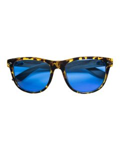 Summer Blues Optics - Tortoise Frames, Light Bamboo Arms | HPS