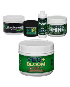 Veg+Bloom DIRTY Nutrient Starter Kit