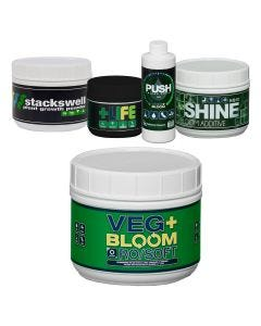Veg+Bloom RO/Soft Nutrient Starter Kit