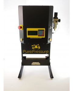 "PurePressure Pikes Peak Rosin Press - Single Pressure (10"" x 2"" Plates)"