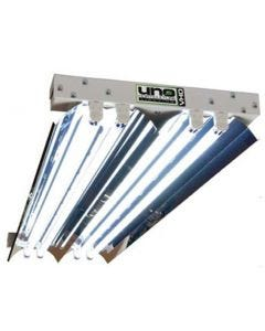 UNO VHO Horticulture Fixture T5 4 FT - 4 Bulb