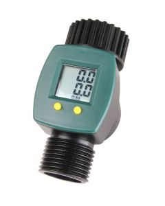 Save A Drop Inline Water Flow Counter Meter