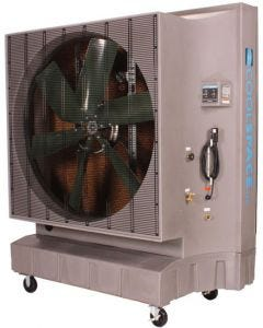 """Cool-Space Evaporative Cooler - Covers 4700 square feet - Blizzard 48"""""""