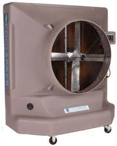 """Cool-Space AVALANCHE36 3 Speed Belt Drive - 36"""" Evaporative Cooler"""