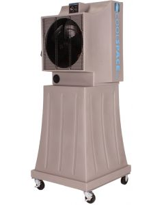 "Cool-Space GLACIER18 w/ Tall Base - 18"" Evaporative Cooler"