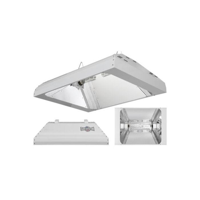 Sun System Lec 630 Light Emitting Ceramic Mh Fixture 120 V W 3100 K Lamps Cmh Direct From Growers House