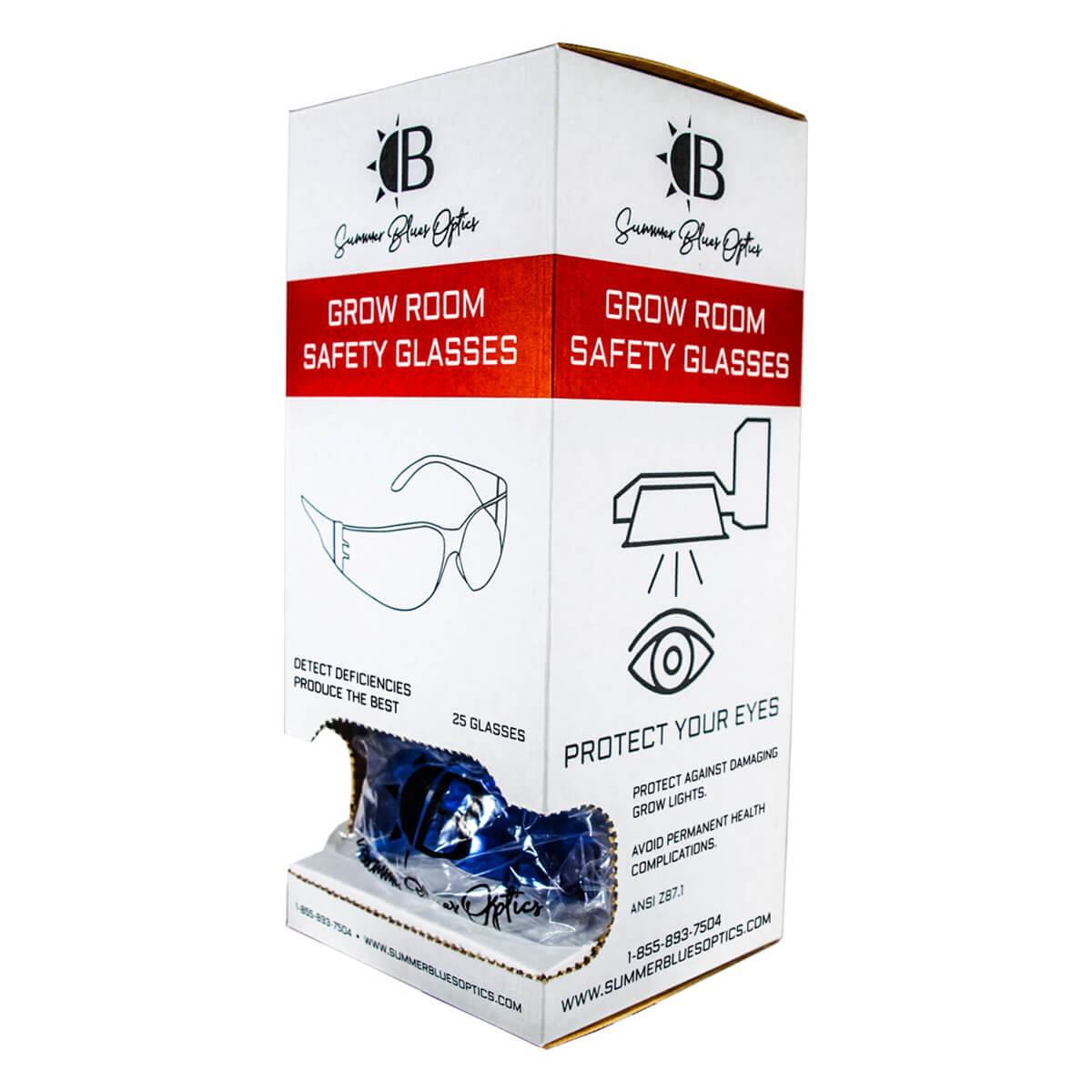 Photograph of Summer Blues Optics - HPS Invert Dispensing Box (25/pack)