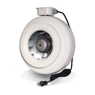 Ostberg Eclipse Fan 10 inch, 708 CFM - DISCONTINUED The CK is an in-line centrifugal duct fan with high capacity and excellent reliability. The straight through radial fan is compact and very easy to install. It can cope with high pressure and long duct runs, whilst still operating at acceptable sound levels. The CK range of fans have casings manufactured from galvanized steel and are moisture resistant. They are approved for installation in humid or damp environments being rated IP44 when installed in a duct system. The fan speed can be controlled by voltage variation regulators. Several fans can be connected to the same controller providing the total rating of the controller is not exceeded. The motors are an external rotor type asynchrony motor. They have maintenance free sealed ball bearings and are protected from over heating by thermo contacts. * European engineered * Low profile housing for ultra quiet operation & easy installation in tight spaces * Guide plates to streamline airflow * Sturdy galvanized steel * Universal mounting bracket included * 5 foot grounded preinstalled power cord * Energy Star rated * UL listed * 5 years warranty