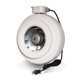 Ostberg Eclipse Fan 8 inch, 630 CFM *DISCONTINUED* The CK is an in-line centrifugal duct fan with high capacity and excellent reliability. The straight through radial fan is compact and very easy to install. It can cope with high pressure and long duct runs, whilst still operating at acceptable sound levels. The CK range of fans have casings manufactured from galvanized steel and are moisture resistant. They are approved for installation in humid or damp environments being rated IP44 when installed in a duct system. The fan speed can be controlled by voltage variation regulators. Several fans can be connected to the same controller providing the total rating of the controller is not exceeded. The motors are an external rotor type asynchrony motor. They have maintenance free sealed ball bearings and are protected from over heating by thermo contacts. European engineered Low profile housing for ultra quiet operation & easy installation in tight spaces Guide plates to streamline airflow Sturdy galvanized steel Universal mounting bracket included 5 foot grounded preinstalled power cord Energy Star rated UL listed 5 years warranty