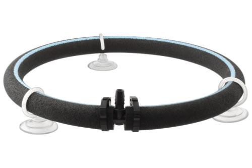 EcoPlus Water Wind Micro Bubble Air Diffuser Ring - 12 in