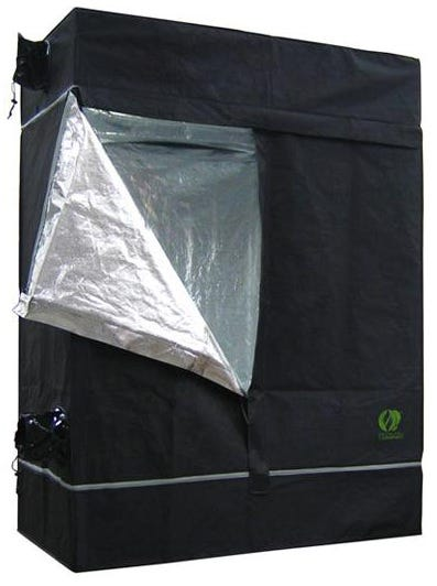 GrowLab 80L - 4ft 11in x 2ft 7in x 6ft 7in