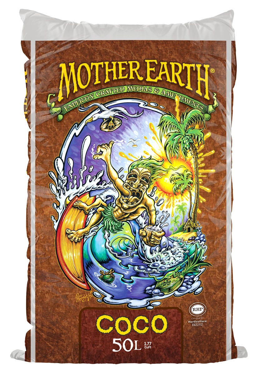 Photograph of Mother Earth Coco 50 Liter 1.5 cu ft