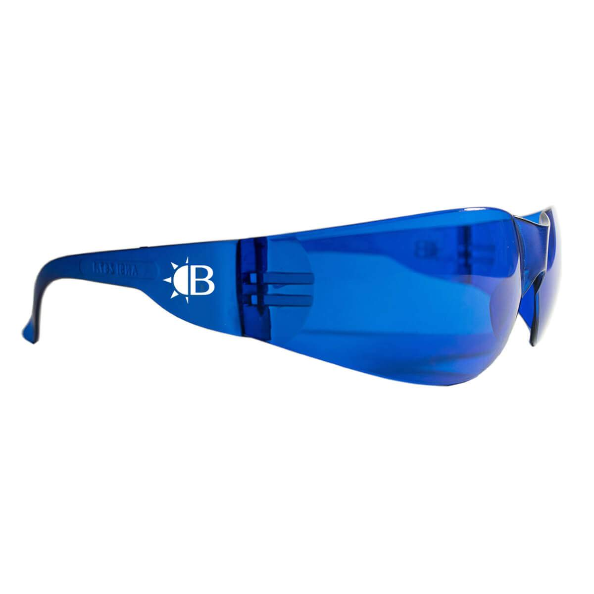 Photograph of Summer Blues Optics - INVERT - Safety Glasses | HPS