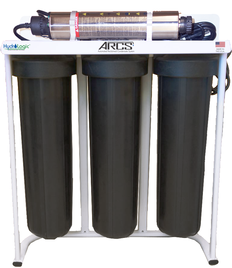 Hydro-Logic ARCS- (Automatic Reclaimed Condensation System)