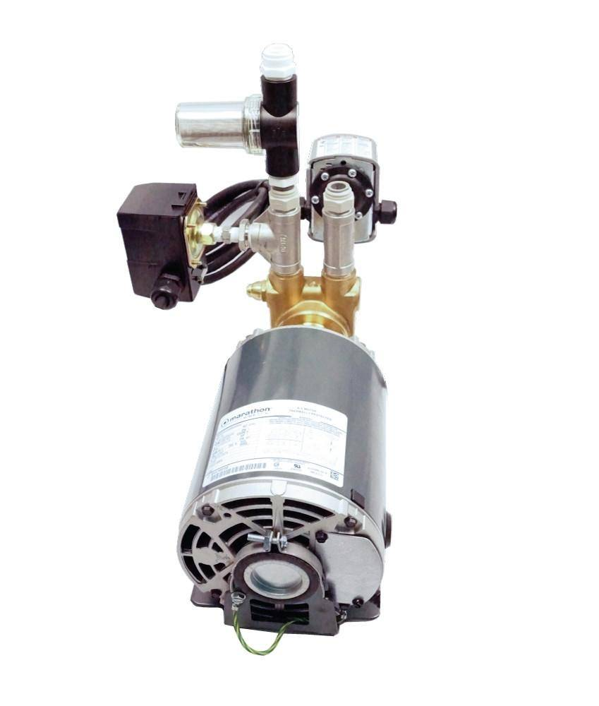 Hydro-Logic Pressure Booster Pump - Evolution-RO1000 - Continuous Use / Heavy Duty - 220V