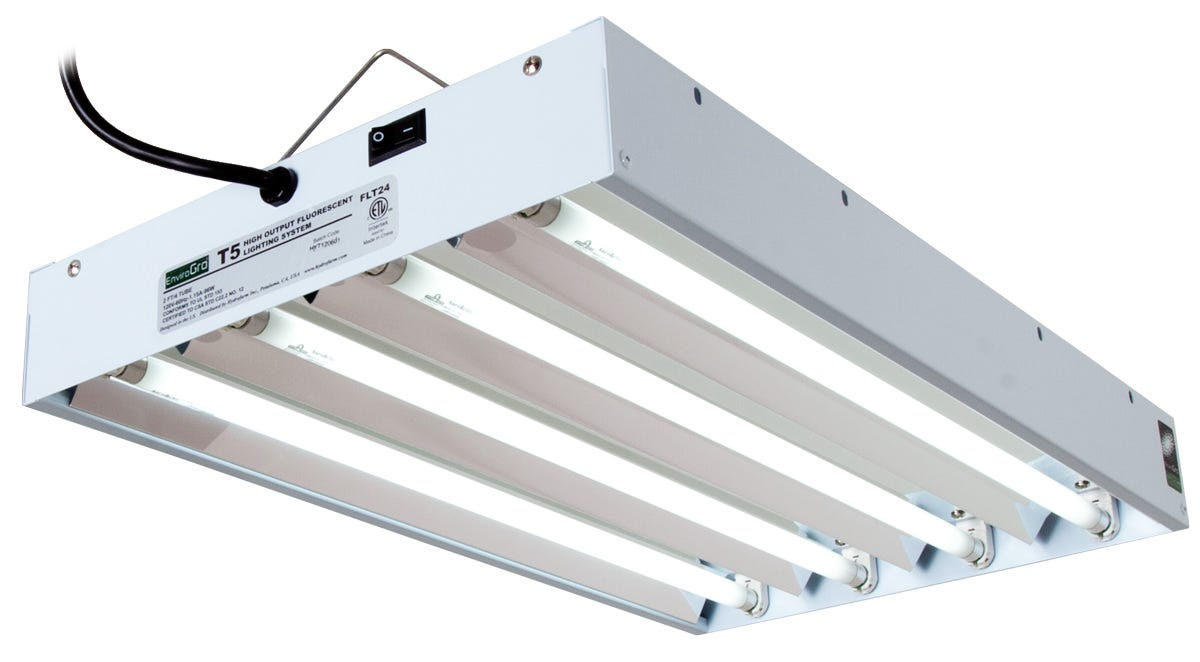 ft kits stand grow light with lamp p fluorescent viavolt system
