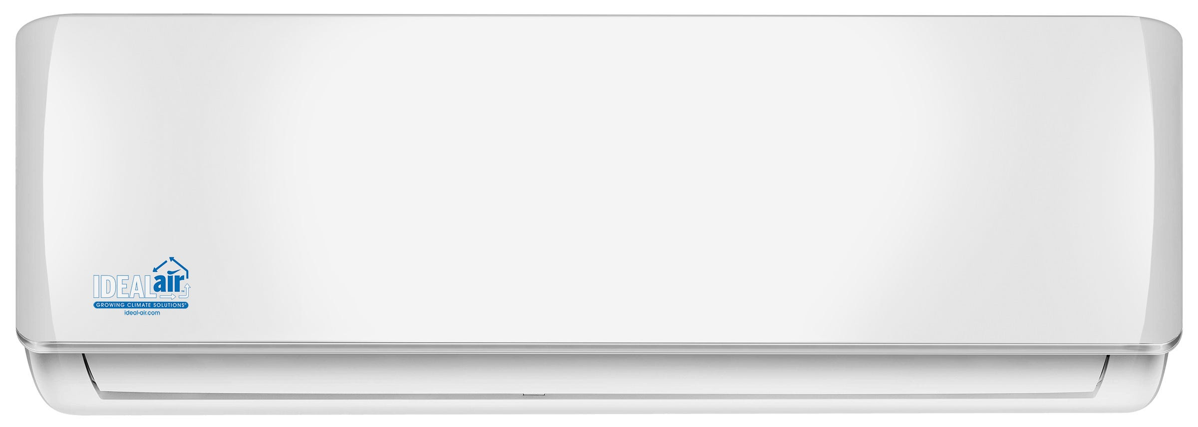 Ideal-Air Pro-Dual 12,000 BTU Multi-Zone Wall Mount Heating & Cooling Indoor Head *DISCONTINUED* This item has been discontinued, Please try our selection of Air-Conditioners for an alternative. Ideal-Air Pro-Dual 12,000 BTU Multi-Zone Wall Mount Heating & Cooling Indoor Head Ideal-Air Pro-Dual 12,000 BTU Multi-Zone Wall Mount Heating & Cooling Indoor Head unit can be matched up with multiple different configuration with 1 single outdoor condensing unit. (See Match up chart online at www.ideal-air.com, this will also be listed on the packaging of the box). Maximum cooling area up to 252 sq. ft. 3 speed fan, 25dB sound rating, 208-230V, 60Hz, 1ph, 0.25 Amps 20 watts. Line set connections 1/4 x 1/2 inch.